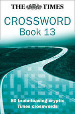 Times Crossword Book 13: Bk. 13,
