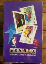 2 Boxes Factory 1991-1992 NBA SkyBox Basketball Series 1 Michael Jordan