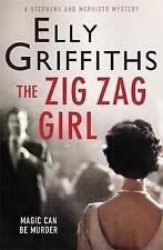 The Zig Zag Girl-ExLibrary