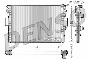 DENSO ENGINE COOLING RADIATOR FOR ANNO IVECO DAILY PLATFORM/CHASSIS 2.3 85KW