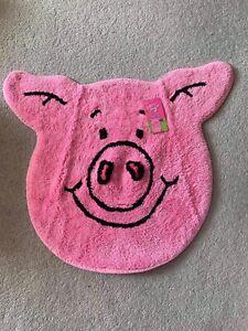 Percy Pig Bath Mat  BNWT