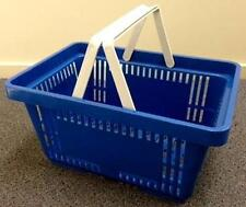 Plastic Shopping Hand Basket For Supermarket Store - Small Size (Melbourne)