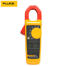 Fluke 323 True RMS Clamp Meter AC Current Voltage Multimeter Tester Resistance