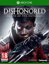 Dishonored Death of the Outsider - (XBOX ONE) BRAND NEW SEALED