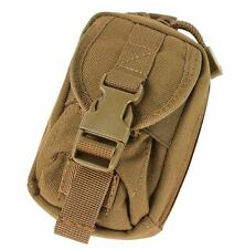 CONDOR MOLLE Modular I-Pouch iPod Cell Phone PDA POUCH ma45-498 COYOTE BROWN