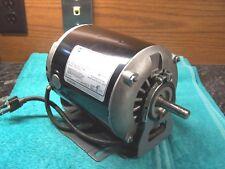A O Smith SASSNXWR-1363 belt drive furnace blower motor 1/4HP 115 V FR 48 1.35SF