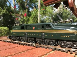 Lionel 6-8150 GG-1 Electric locomotive & Original Box 1981 **EXCELLENT** NR !