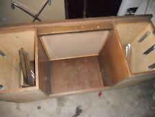 LOCAL PICKUP Antique Office Computer Desk WITH  Keyboard Drawer Furniture  60329