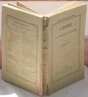 EDMOND ABOUT L'HOMME A L'OREILLE CASSEE 1894 COMPLETO