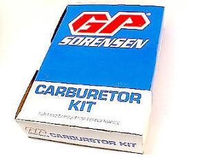 1975-1979 Cadillac Carburetor Repair Kit GP Sorensen 96-582