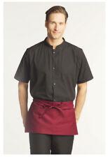 """Waist Apron, 3 Pockets, Color: Burgundy, Size: 23"""" W x 11"""" L - 3067"""