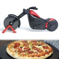 Edelstahl Pizzaschneider Motorrad Modell Pizzaschneider Kitchen Werkzeug