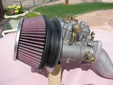 Mini Cooper Classic Weber 45 Dcoe Carb,K&N filter,MED Intake Sys,& Alloy Intake