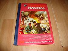 FAMOSAS NOVELAS BRUGUERA LIBRO COMIC NUMERO XIII DEL AÑO 1982 TERCERA EDICION