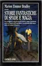 Marion Zimmer Bradley  STORIE FANTASTICHE DI SPADE E MAGIA  NORD Grandi Opere 14