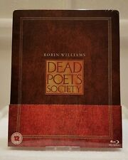 Dead Poets Society (Blu-ray SteelBook) (Zavvi Exclusive) [UK]