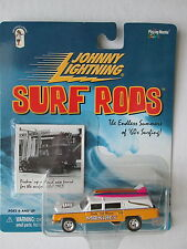 2000 JOHNNY LIGHTNING    SURF RODS   SANTA MONICA MANIACS    NICE