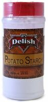 Potato Starch by Its Delish, 10 Oz. Medium Jar