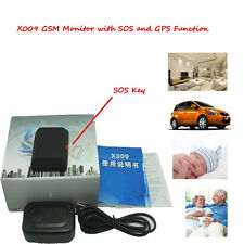 X009 Mini Camera GSM Monitor Video Recorder With SOS and GPS Function