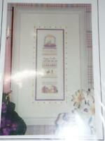 A STITCH IN TIME - Counted Cross Stitch Chart - HAPPY EASTER SAMPLER