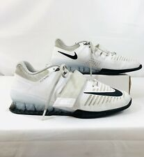 Nike Romaleos 3 Weightlifting CrossFit Training Shoes 852933-100 Men's 12.5