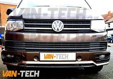 VW Transporter T6 Sportline Style Plastic Front Lower Bumper