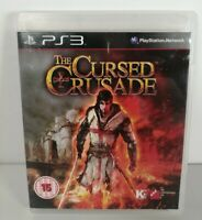 The Cursed Crusade Playstation 3 Game PS3 Complete VGC