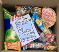 Large Japan Exotic Snack Box- 13pc Drink & Snacks-  SHIPPED FAST