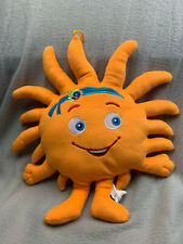 More details for athens 2011 special olympics paralympics sun mascotte soft toy plush