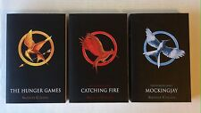 Lot 3 Hunger Games Trilogy by Suzanne Collins (PB) Catching Fire, Mockingjay