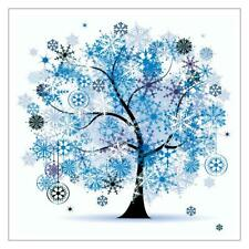 5D DIY Diamond Painting Happiness Tree Cross Stitch Unique Embroidery Crafts