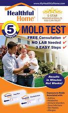 Healthful Home 5-Minute Mold Test  (Asp/Pen, Stachybotrys) Manufacturer Direct