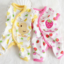 Jumpsuit Cat Dog Pajamas Soft Cotton Small Pet Clothes Apparel Puppy Gifts