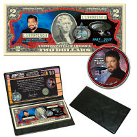 Star Trek: The Next Generation Coin & Currency Collection  - Commander Riker