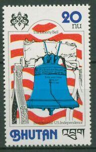 Bhutan 1978 Unabhängigkeit USA Freiheitsglocke 718 A postfrisch