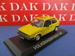 Die cast 1/43 Modellino Auto Volkswagen Golf JGL 1 serie