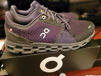 On Cloud Cloudstratus Black Men's Running Shoes Size 11.5