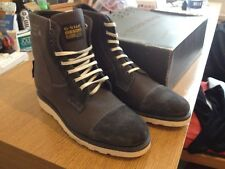 G Star Zephyr Suede Lace Up Boots - UK 7 / UK 8