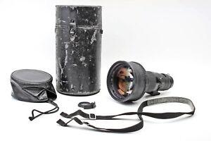 Nikon 300mm f2.8 ED Ais 300/2.8 Manual Aperture IndexedTelephoto+Prime+Fast++SET