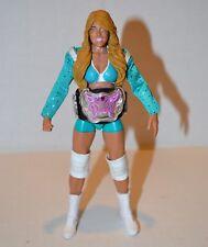 WWF WWE Elite Series 17 Diva Kelly Kelly Figure WITH BELT AND JACKET