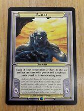 Magic The Gathering Cards - Vanguard - Karn Oversize