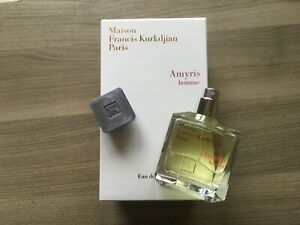 Amyris Homme Maison Francis Kurkdjian Eau De Toilette 70 ml 2.4 fl. Oz Authentic