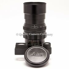 Leica Elmarit 135mm f/2.8 - 1970 VERSION 1 PERFECT OPTICS GREAT COSMETICS - EX
