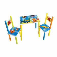 Tische und Stühle aus Buche für Kinder