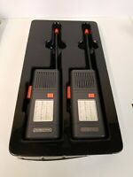 Vintage Retro Grandstand Walkie Talkies - Boxed with instructions unused 1980s
