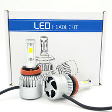 H11 H9 H8 900W 135000LM CREE LED Headlight Kit Low Beam 6000K White High Power