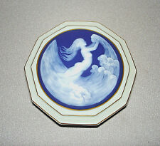 Pate Sur Pate Porcelain Dresser Box French Limoges Artist Signed