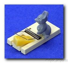 Little  Mouse and a Mouse Trap ~Vintage Miniatures~