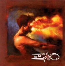 When Blood and Fire Bring Rest - Zao (Metalcore) (CD, +2 Bonus, Tooth & Nail)