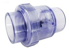 Spa Pool Hot Tub Air Blower Check Valve w/ Union 1/4lb Spring 400-S 1050-C20